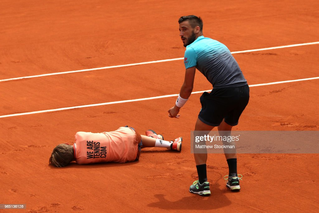 2018 French Open - Day Six