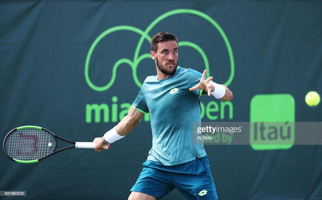 Miami Open 2018 - Day 6 : News Photo