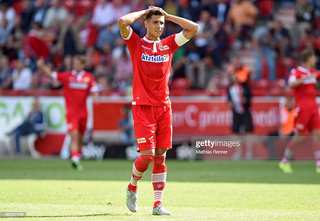 Union Berlin v Fortuna Duesseldorf - 2 Bundesliga : News Photo