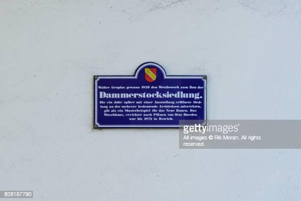 Dammerstock Housing Estate, Karlsruhe-Dammerstock, Germany