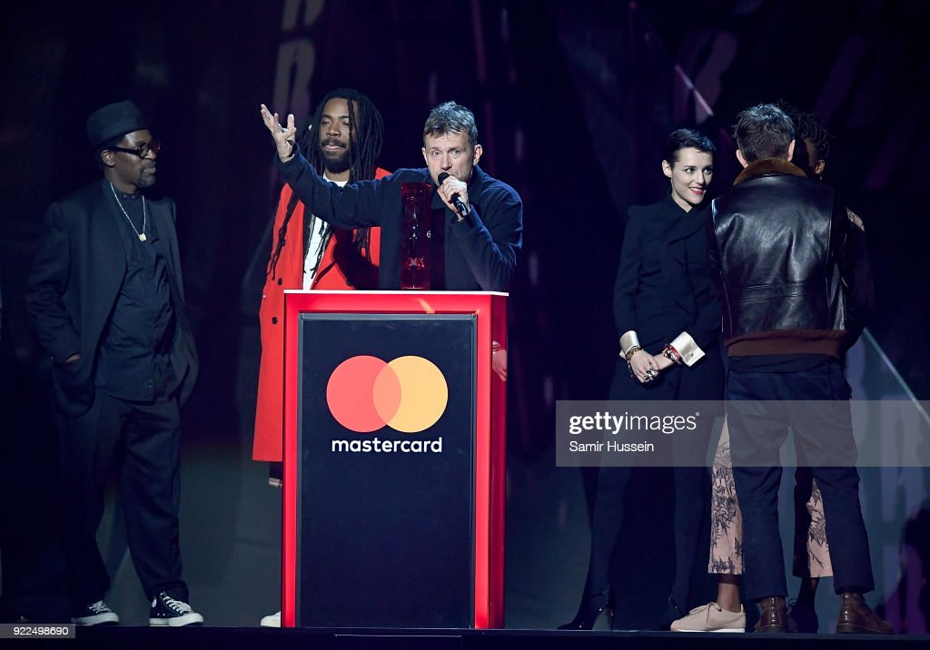 The BRIT Awards 2018 - Show