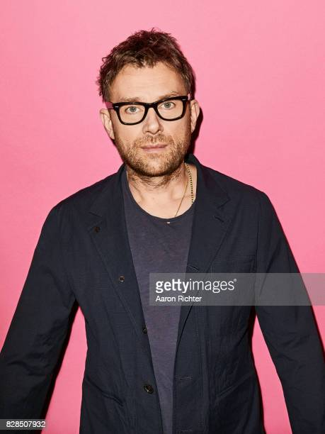 NY: Damon Albarn, Billboard, April 29, 2017
