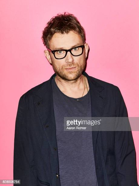 Damon Albarn of Gorillaz is photographed for Billboard Magazine on March 27 2019 in New York City