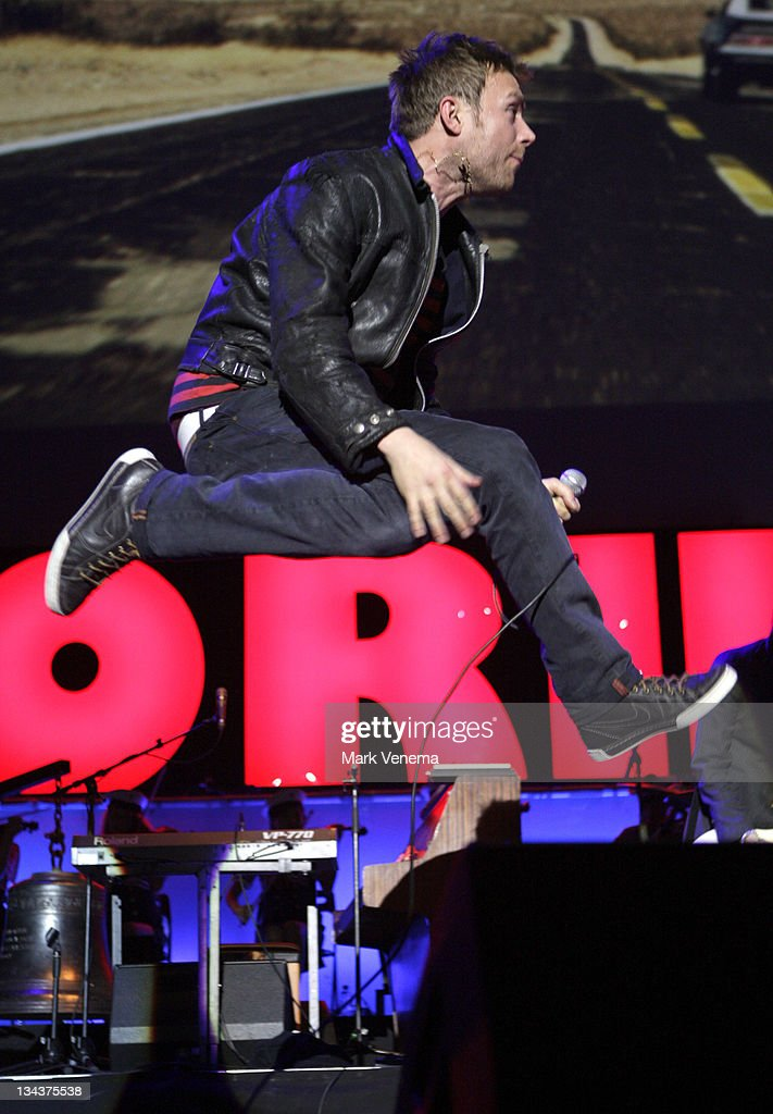 Gorillaz Perform in Amsterdam