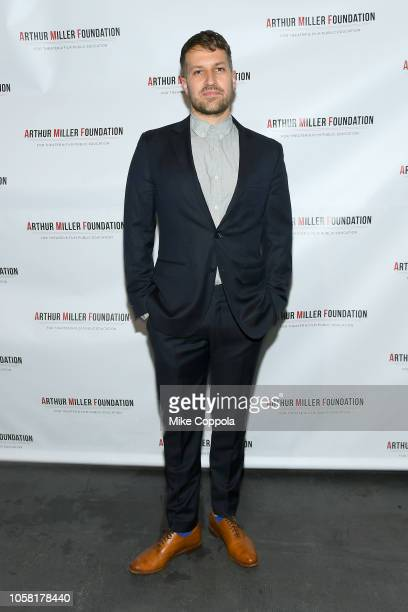 Damon Cardasis attends the 2018 Arthur Miller Foundation Honors at City Winery on October 22 2018 in New York City