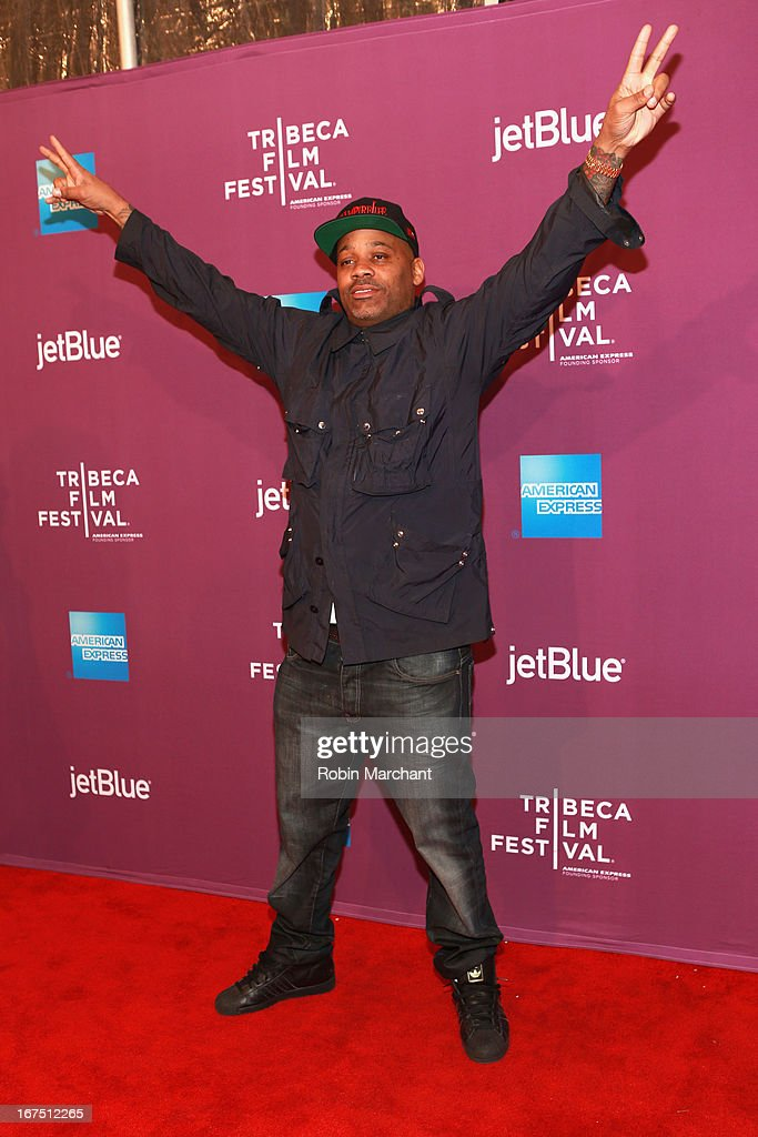 Damon Dash attends 'The Motivation' World Premiere during the 2013 Tribeca Film Festival on April 25, 2013 in New York City.