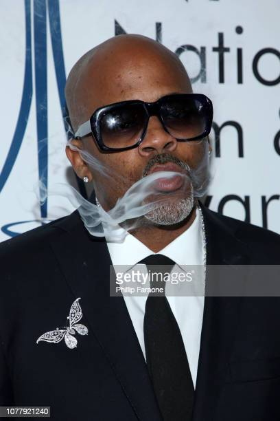 Damon Dash attends the National Film and Television Awards Ceremony at Globe Theatre on December 05 2018 in Los Angeles California