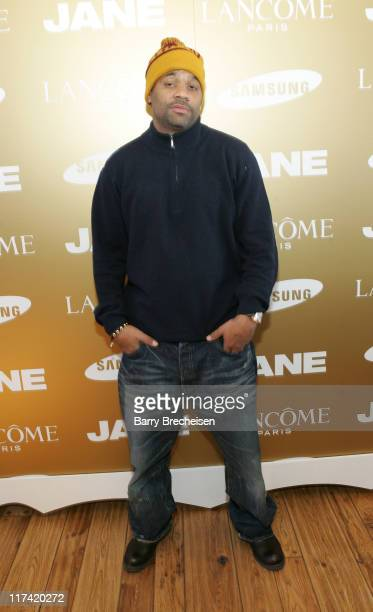 Damon Dash during 2007 Park City Jane House with Lancome Day 3 at Jane House in Park City Utah United States