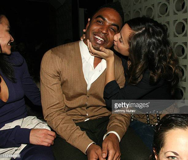 Damon DeGraff during John Legend Album Once Again Release After Party Hosted by Unik and Francois Henry Bennahmias of Audemars Piguet at PM in New...
