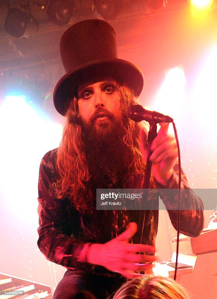 Damon Fox of Big Elf performs at The Roxy Theatre on May 18, 2010 in West Hollywood, California.