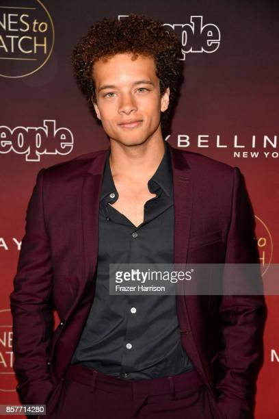 Damon Gillespie attends People's Ones To Watch at NeueHouse Hollywood on October 4 2017 in Los Angeles California