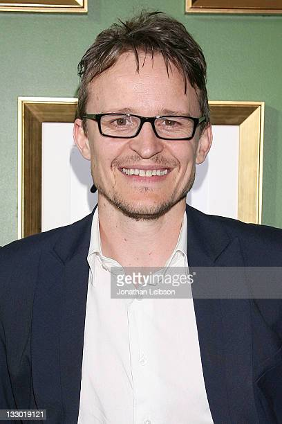 Damon Herriman attends the Time Warner Cable Signature Home Celebrity Event At The Soho House on November 15, 2011 in West Hollywood, California.