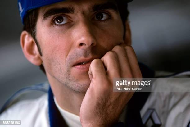Damon Hill Flavio Briatore Grand Prix of Monaco Circuit de Monaco 28 May 1995