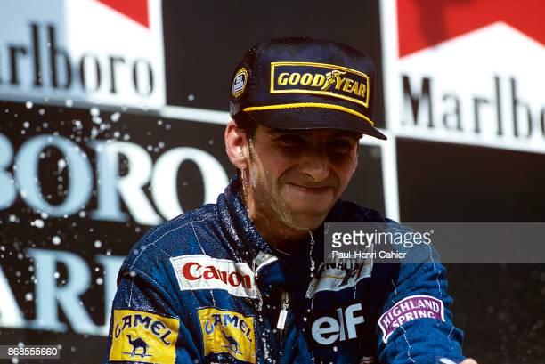 Damon Hill, Grand Prix of Hungary, Hungaroring, 15 August 1993.