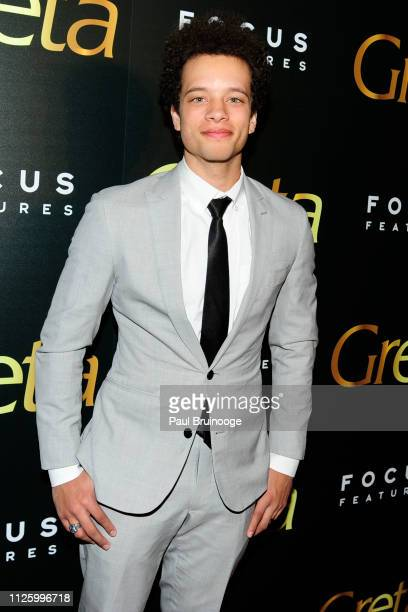 Damon J Gillespie attends Focus Features Hosts A Special Screening Of Greta at Metrograph on February 19 2019 in New York City