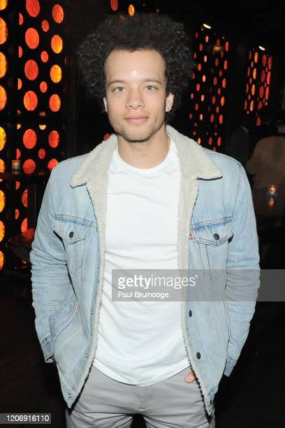Damon J Gillespie attends Sony Pictures Classics And The Cinema Society Host A Special Screening Of The Climb at iPic Theater on March 12 2020 in New...
