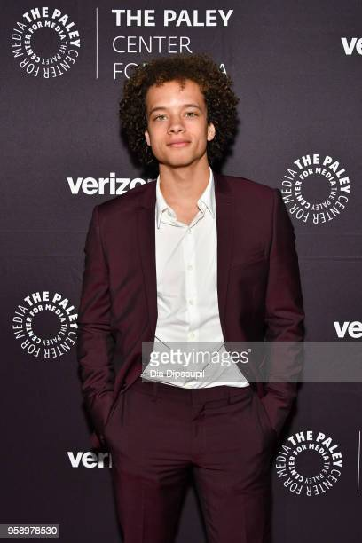 Damon J Gillespie attends the 2018 Paley Honors at Cipriani Wall Street on May 15 2018 in New York City