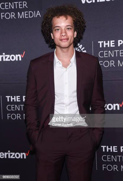Damon J Gillespie attends the 2018 The Paley Honors at Cipriani Wall Street on May 15 2018 in New York City