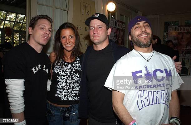 Damon Kidwell Melissa Lemer Darin Feinstein and Josh Richman
