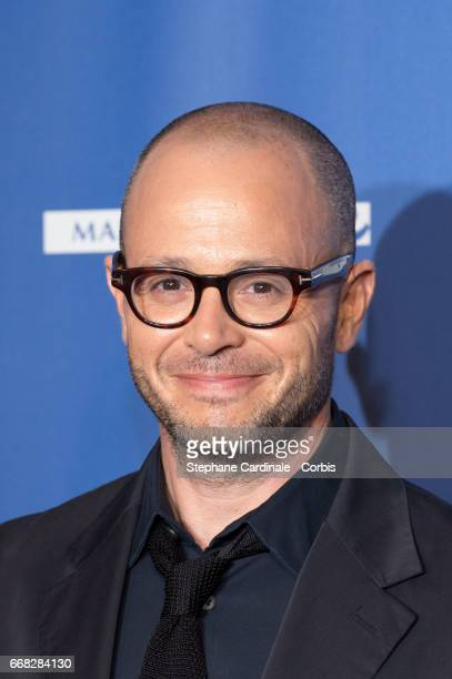 Damon Lindelof attends the 'Series Mania Festival' opening night at Le Grand Rex on April 13 2017 in Paris France