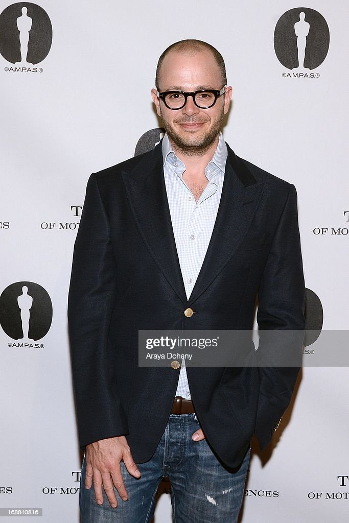 Damon Lindelof attends 'Turning The Page: Storytelling in the Digital Age' presented by The Academy Of Motion Pictures Arts And Sciences at the Academy of Motion Picture Arts and Sciences on May 15, 2013 in Beverly Hills, California.