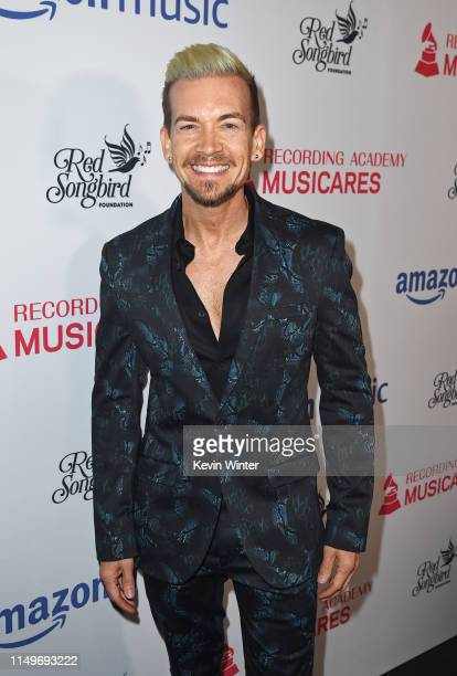 Damon Sharpe attends MusiCares® Concert For Recovery Presented by Amazon Music Honoring Macklemore at The Novo at LA Live on May 16 2019 in Los...