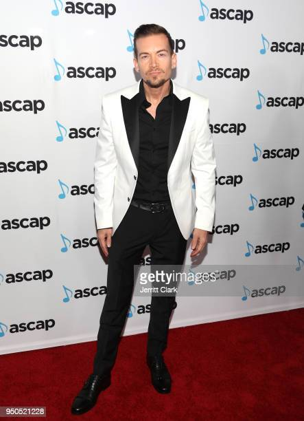 Damon Sharpe attends the 2018 ASCAP Pop Music Awards at The Beverly Hilton Hotel on April 23 2018 in Beverly Hills California