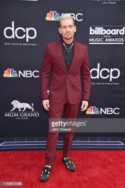 Damon Sharpe attends the 2019 Billboard Music Awards at MGM Grand Garden Arena on May 1 2019 in Las Vegas Nevada