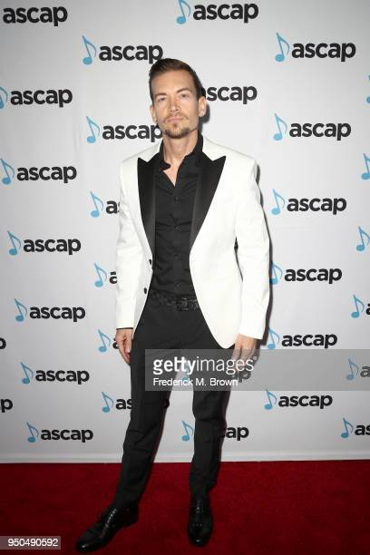 Damon Sharpe attends the 35th Annual ASCAP Pop Music Awards at The Beverly Hilton Hotel on April 23 2018 in Beverly Hills California