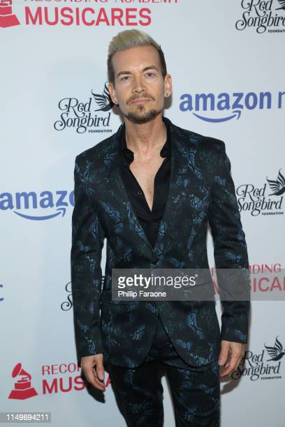 Damon Sharpe attends the MusiCares Concert For Recovery presented by Amazon Music Honoring Macklemore at The Novo by Microsoft on May 16 2019 in Los...