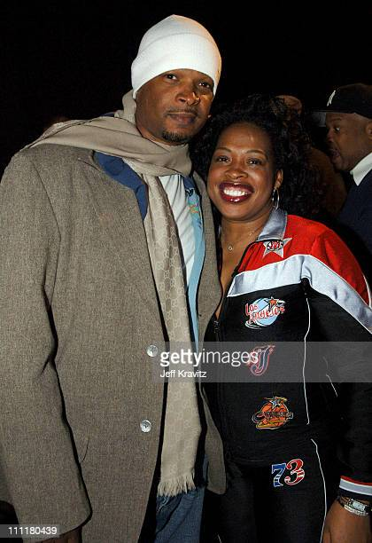 Damon Wayans and Adele Givens during 2006 US Comedy Arts Festival Aspen USCAF Freedom of Speech Award Def Comedy Jam at St Regis Ballroom in Aspen...