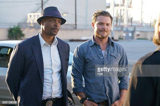 Damon Wayans and Clayne Crawford in LETHAL WEAPON coming soon to FOX
