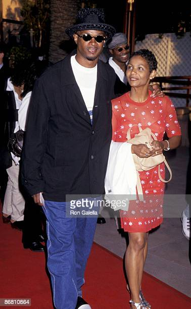 Damon Wayans and guest