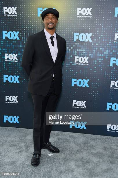 Damon Wayans attends the 2017 FOX Upfront at Wollman Rink Central Park on May 15 2017 in New York City