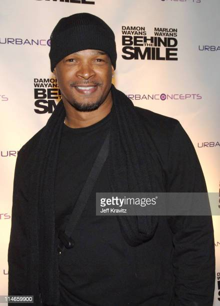 Damon Wayans during 2006 US Comedy Arts Festival Aspen 'Behind the Smile' Party at Sky Hotel in Aspen Colorado United States
