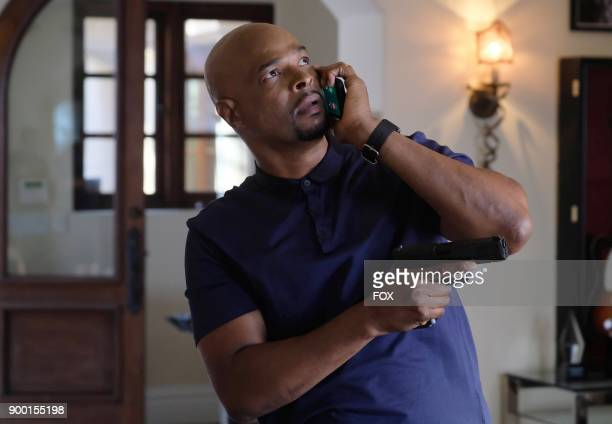 Damon Wayans in the Born To Run episode of LETHAL WEAPON airing Tuesday Oct 10 on FOX