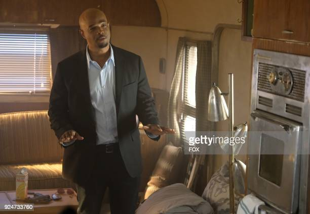 Damon Wayans in the Odd Couple episode of LETHAL WEAPON airing on FOX