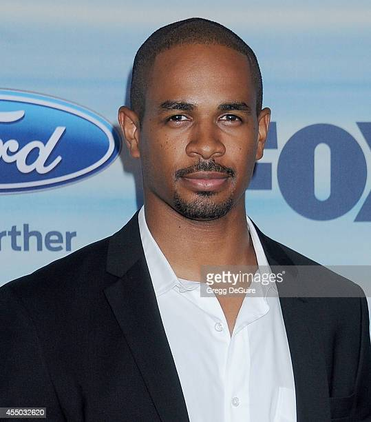 Damon Wayans, Jr. Arrives at the 2014 FOX Fall Eco-Casino Party at The Bungalow on September 8, 2014 in Santa Monica, California.