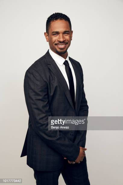 Damon Wayans Jr of CBS's 'Happy Together' poses for a portrait during the 2018 Summer Television Critics Association Press Tour at The Beverly Hilton...