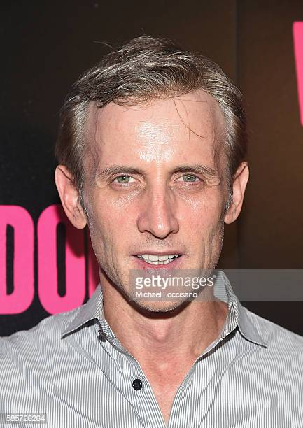 Dan Abrams attends the War Dogs New York Premiere at Metrograph on August 3 2016 in New York City