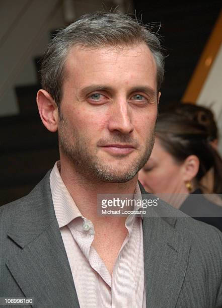 Dan Abrams during Sting and Trudie Styler Host a Private Screening of A Guide To Recognizing Your Saints Arrivals at Florence Gould Hall in New York...