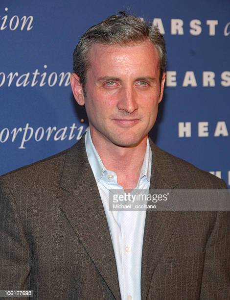 Dan Abrams during The Inauguration of The Hearst Tower at The Hearst Tower in New York City, New York, United States.