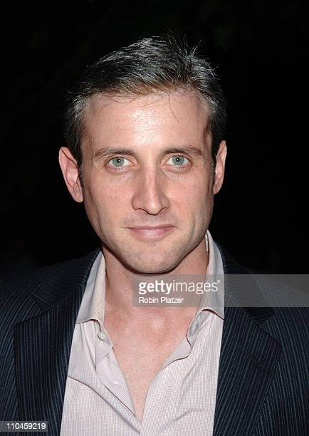 Dan Abrams during The Public Theatres Summer Gala Honoring Meryl Streep and Kevin Kline and Opening Night of MacBeth at Central Park in New York New...