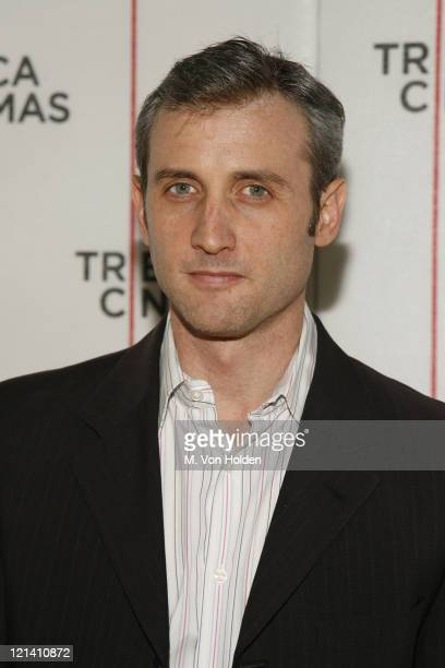 Dan Abrams during Tribeca Cinema Series Screening of Columbia Pictures and Mandate Pictures Stranger Than Fiction Inside Arrivals at Tribeca Cinema...