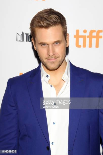 Dan Amboyer attends the 'Brawl in Cell Block 99' premiere during the 2017 Toronto International Film Festival at Ryerson Theatre on September 12 2017...