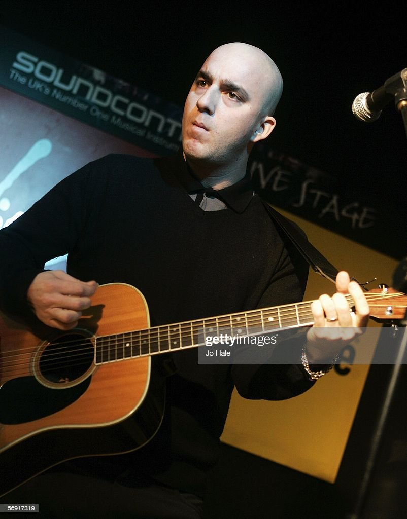 Dan Andriano of Chicago punk-rock group Alkaline Trio
