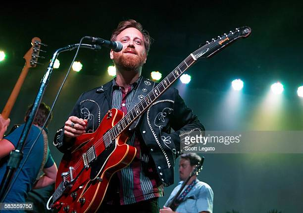 Dan Auerbach of The Arcs performs at The Fillmore on July 26 2016 in Detroit Michigan