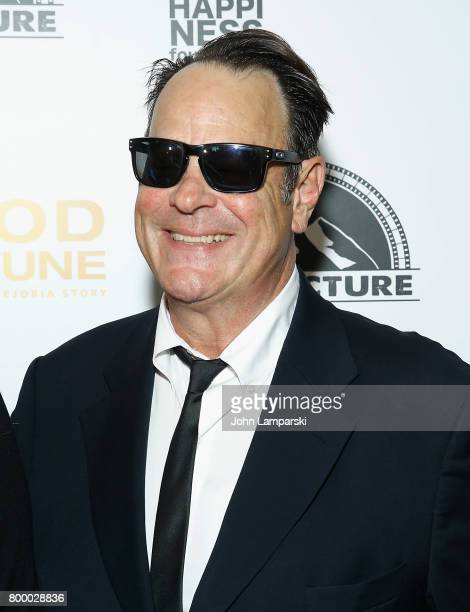"""Dan Aykroyd attends """"Good Fortune"""" New York premiere at AMC Loews Lincoln Square 13 theater on June 22, 2017 in New York City."""