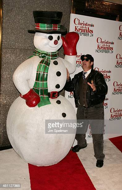 Dan Aykroyd during Christmas with The Kranks New York City Premiere Outside Arrivals at Radio City Music Hall in New York City New York United States
