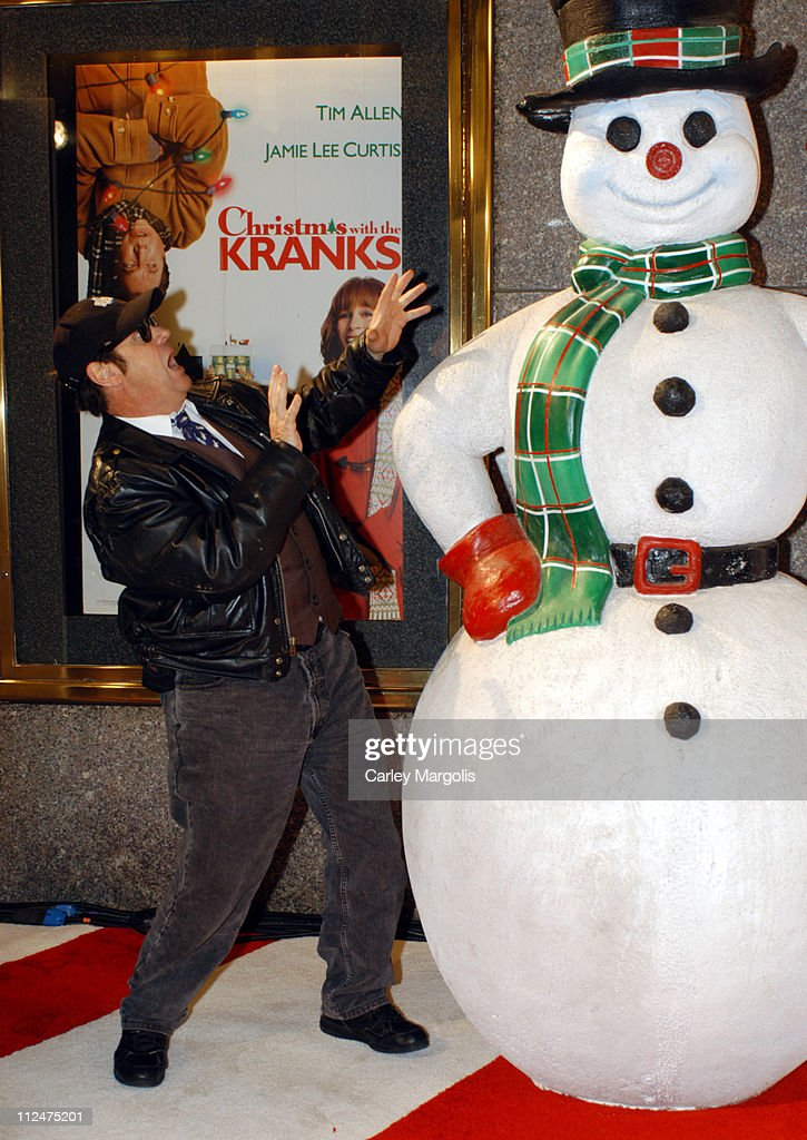 Dan Aykroyd during 'Christmas with the Kranks' New York Premiere at Radio City Music Hall in New York City, New York, United States.